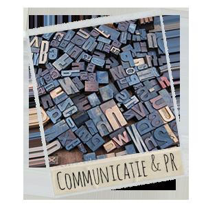 Communicatie en PR Tekstenwereld