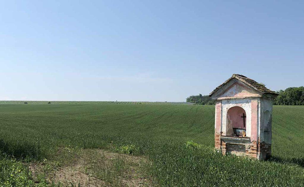 Kapelletje Zuid-Moravie Tsjechie - Tekstenwereld