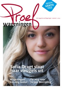 Cover Proef Wageningen Magazine 1