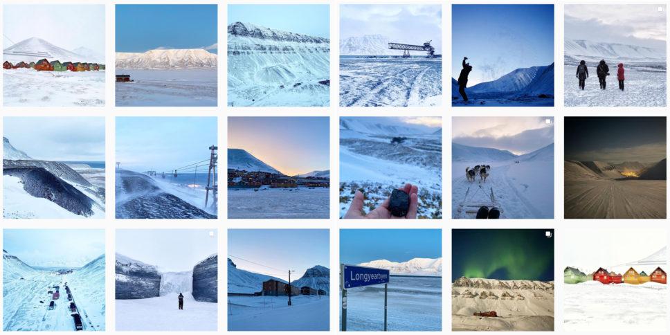 Spitsbergen Laura van den Biggelaar