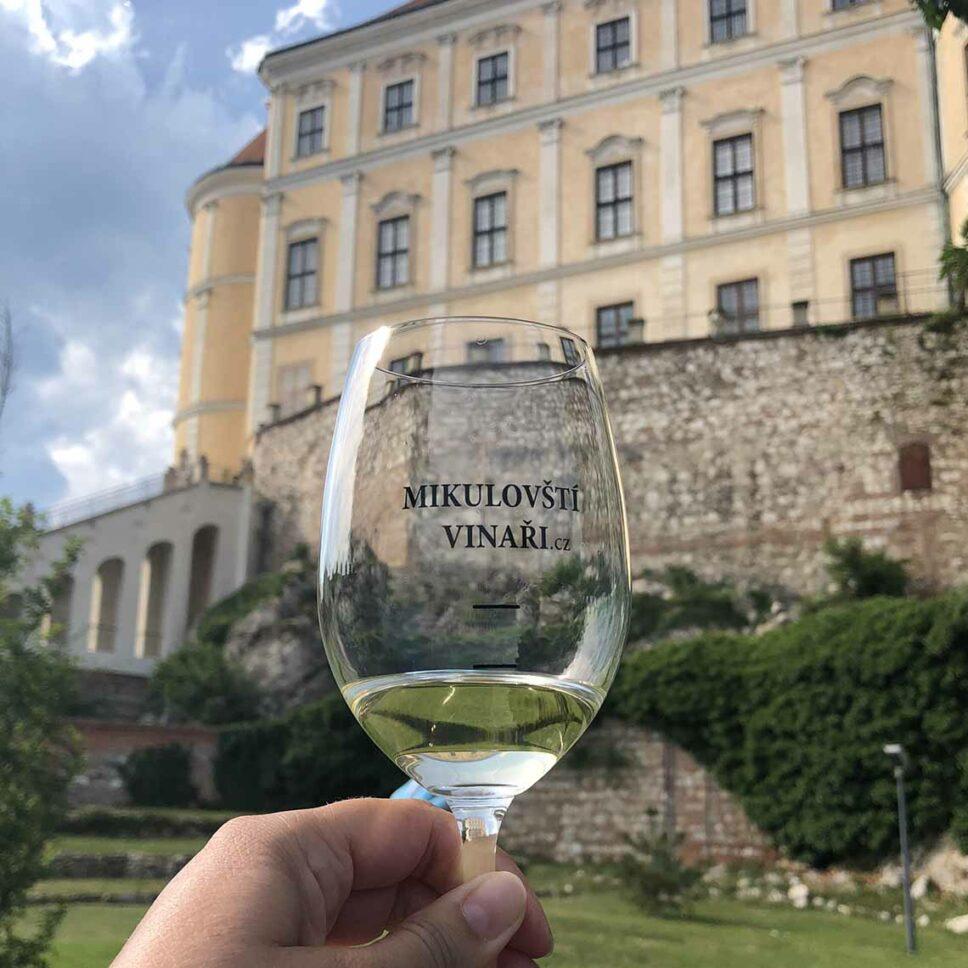 Wijn proeven in Mikulov Zuid Moravie - Tekstenwereld