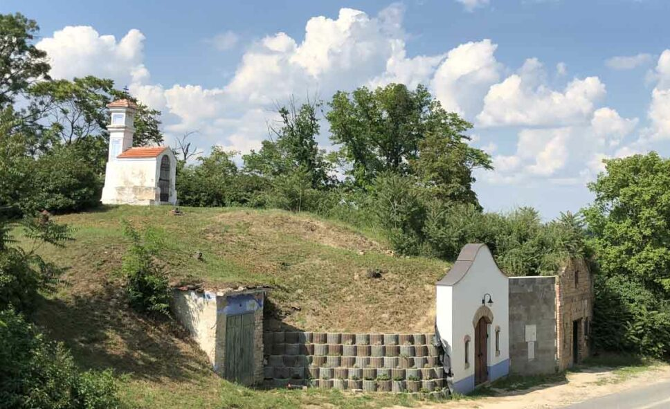 Wijnkeldertjes Zuid Moravie Tsjechië - Tekstenwereld