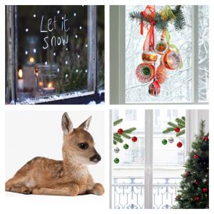 plakkerige kerst